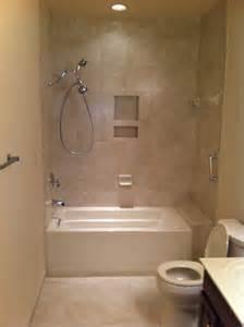 Bathroom Tub to Shower Remodel
