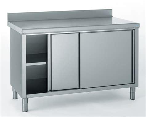 meubles de rangement cuisine meuble inox cuisine poigne de porte u0026 tiroir de