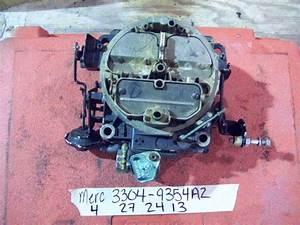 Used Mercruiser Carburetor 3304