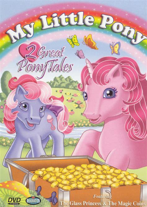 pony little tales dvd two
