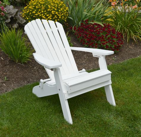 folding reclining adirondack chair 187 amish woodwork