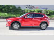 2017 Mazda CX5 first drive review Will more tech