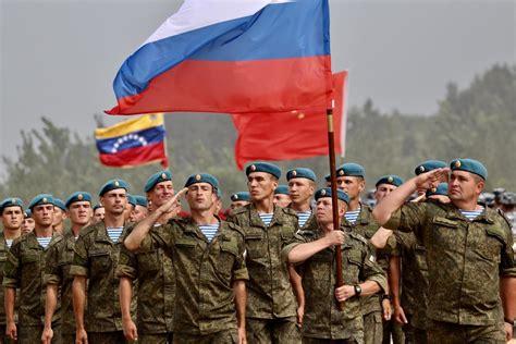 tecnicos rusos estan en venezuela  hacer mantenimiento