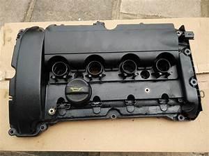 Citroen Ds3 Thp 155 Dsport Engine Rocker Cover Genuine Oem