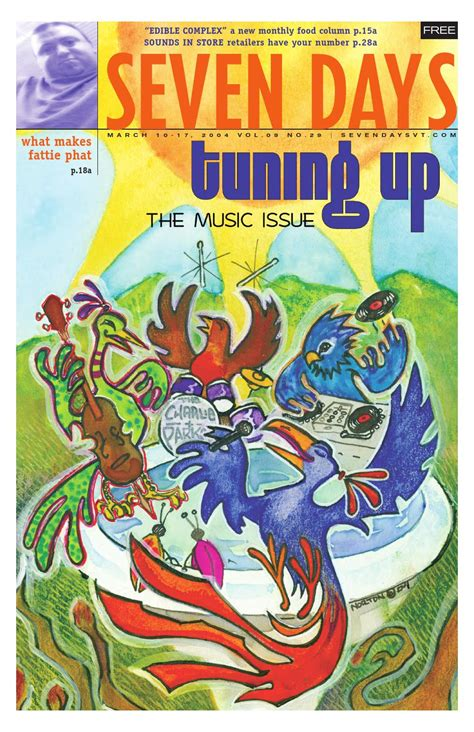 Seven Days March 10 2004 by Seven Days Issuu