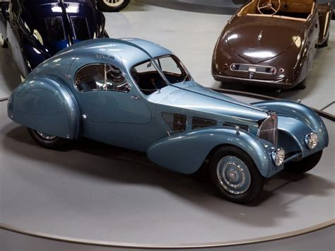 Ultimatecarpage.com > cars by brand > france > bugatti type 57 sc atlantic coupe. BUGATTI TYPE 57SC ATLANTIC COUPE - PlanetCarsz