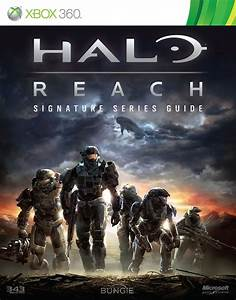 Halo  Reach Official Strategy Guide - Novel