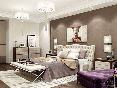 Comely Image Of Grey White Slate Blue Bedroom