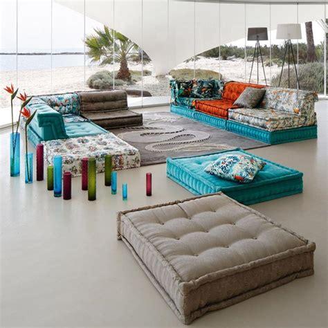 canapé mah jong roche bobois canapés sofas et divans modernes roche bobois