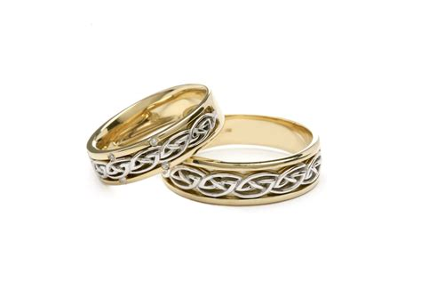 6 celtic wedding rings and the meaning behind them confetti ie
