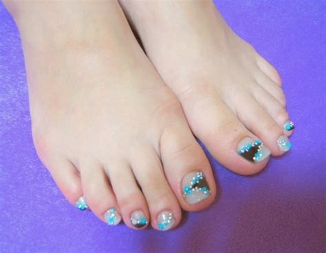 foot gel nail nail art gallery