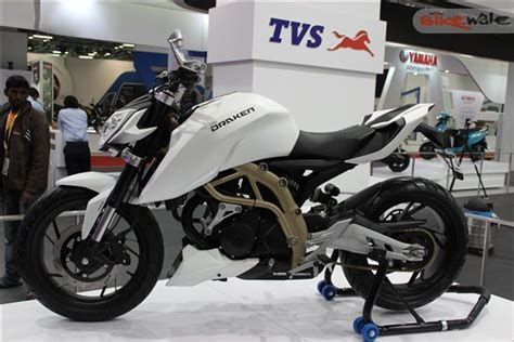 Tvs To Launch New Apache Bikes Next Year