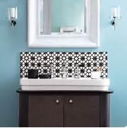 Bathroom Sink Backsplash Home Design Ideas Backsplash In The Bathroom Icreatables Backsplash In The Bathroom Glass Backsplash Modern Tile Other Metro By Lunada Bay Tile Exciting Bathroom Backsplash Design With Tile Twin Wall Mirror