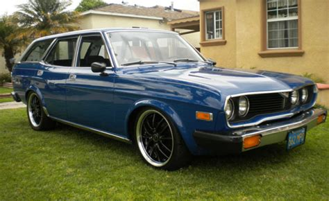 1974 Mazda Rx-4 Is The Rotary Powered Wagon To Lust After