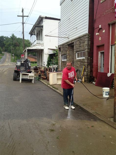 Clean up begins after Perry County flooding News The