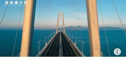 Bridge Hong Zhuhai Kong Macau Longest Sea