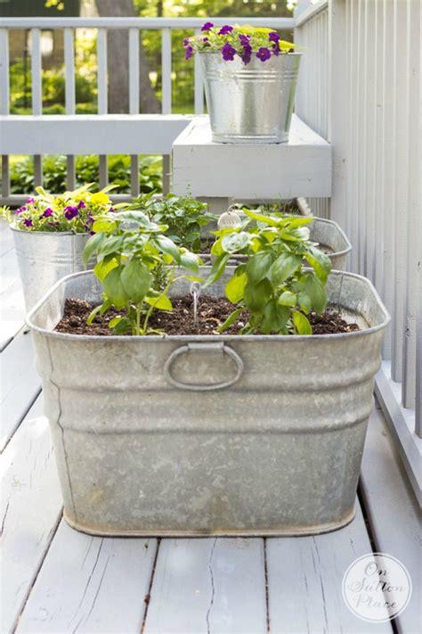 7 Fun Herb Garden Ideas