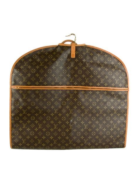 louis vuitton vintage monogram garment bag bags