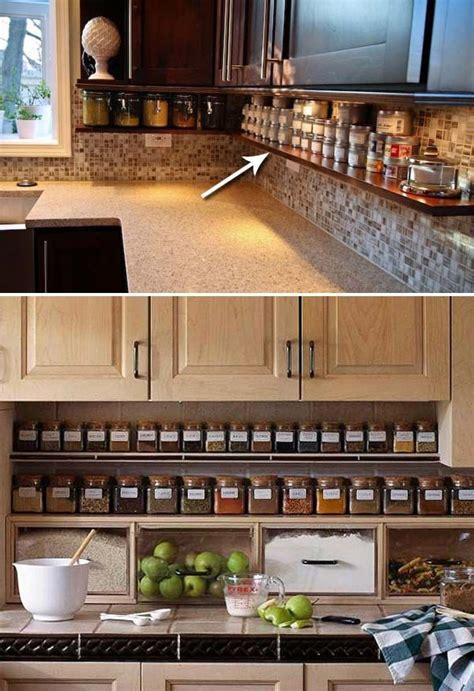 diy small kitchen ideas best 25 kitchen organization ideas on kitchen