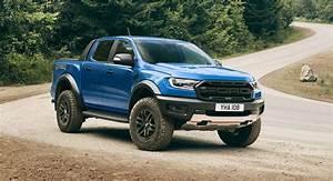 Ford Drops Full Off-Road Specs For Euro-Spec 2019 Ranger Raptor   Carscoops