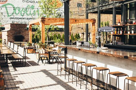 best outdoor patios chicago list chicago s best patios and roof decks