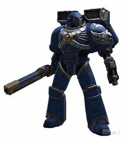 Assault Marine 40k Space Warhammer Cutout Spacemarine