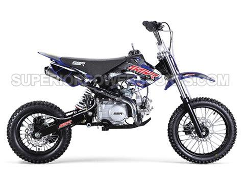 Ssr 125cc Dirt Bike Type Semi