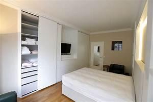 amenagement chambre avec dressing et salle de bain kirafes With chambre avec salle de bain et dressing