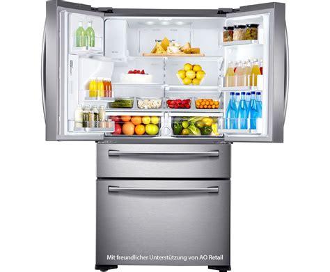 Samsung Kühlschrank Edelstahl by Samsung Rf24hsesbsr Eg Side By Side Freistehend A