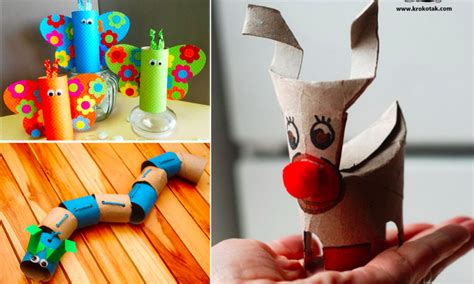 animaux  fabriquer avec vos enfants en recyclant des