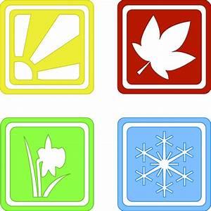 Hairymnstr Seasons Clip Art at Clker.com - vector clip art ...
