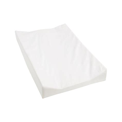 baby change mats mothercare baby wedge shaped padded raised side changing