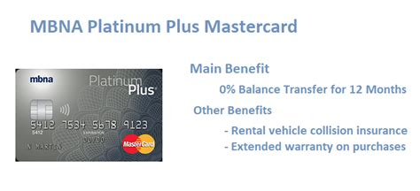 With balance transfer cards, the more zeroes the better: MBNA Platinum plus card - Balance transfer at 0% for 12 months (With images)   Balance transfer ...