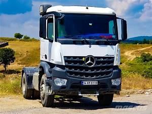 Mercedes Benz Arocs : used mercedes benz arocs 1842 tractor units year 2017 ~ Jslefanu.com Haus und Dekorationen