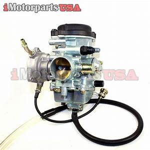 Carburetor Yamaha Grizzly 450 4x4 4wd 2007 2008 2009 2010 2011 2012 Atv Carb