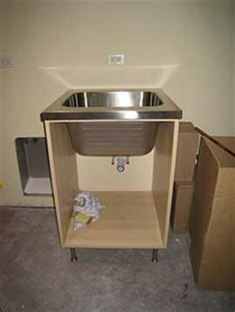 inexpensive kitchen cabinets new laundry sink only 250 including cabinet why so 1852