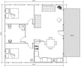 30x30 house floor plans 30 x 50 ranch house plans 30x30