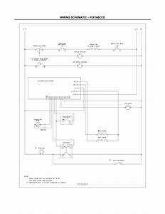 Frigidaire Model Fef366cce Free Standing  Electric Genuine