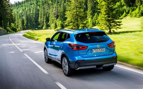 qashqai nissan 2018 2018 nissan qashqai revealed in euro specification