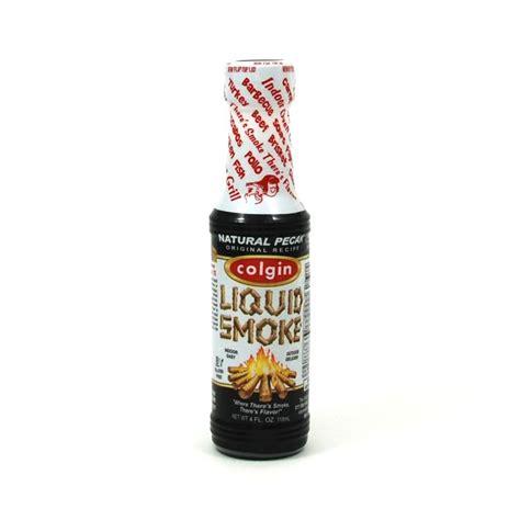 liquid smoke colgin pecan liquid smoke buy online sous chef uk