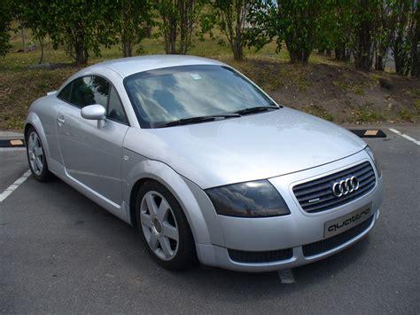 2000 Audi Tt  Overview Cargurus