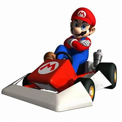 Kart Mario Ds Clip Clipart Games Card