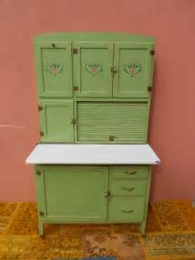 vintage metal kitchen cabinet enamel painted home