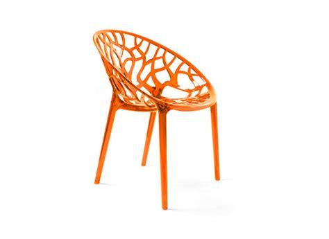 chambre ambre chaise design en plastique achatdesign