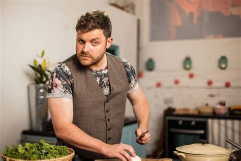 Simon Lamont (the Lazy Chef)  Taste Dublin