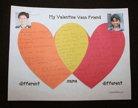 Completed Venn Diagrams 3 Way