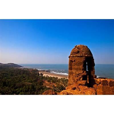 Chapora Fort a photo from Goa WestTrekEarth