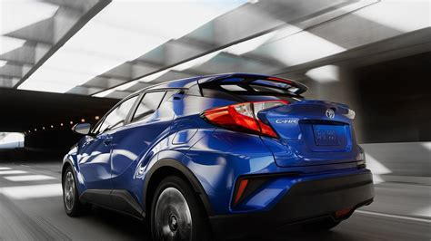 toyota ch  blue color   hd wallpaper  images