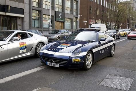 Top 10 Fastest Police Cars In The World