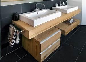 Großer Waschtisch Mit Unterschrank : waschtisch vom schreiner eckventil waschmaschine ~ Bigdaddyawards.com Haus und Dekorationen